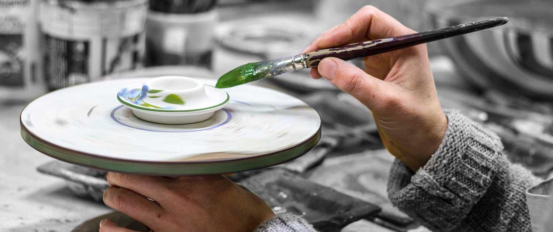 L Angolo Della Ceramica.Ceramiche Edelweiss Un Tocco Di Italia Nel Mondo Il