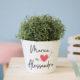 vaso ceramica personalizzato
